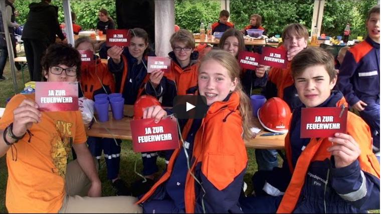 Kurzfilm über die Jugendfeuerwehr