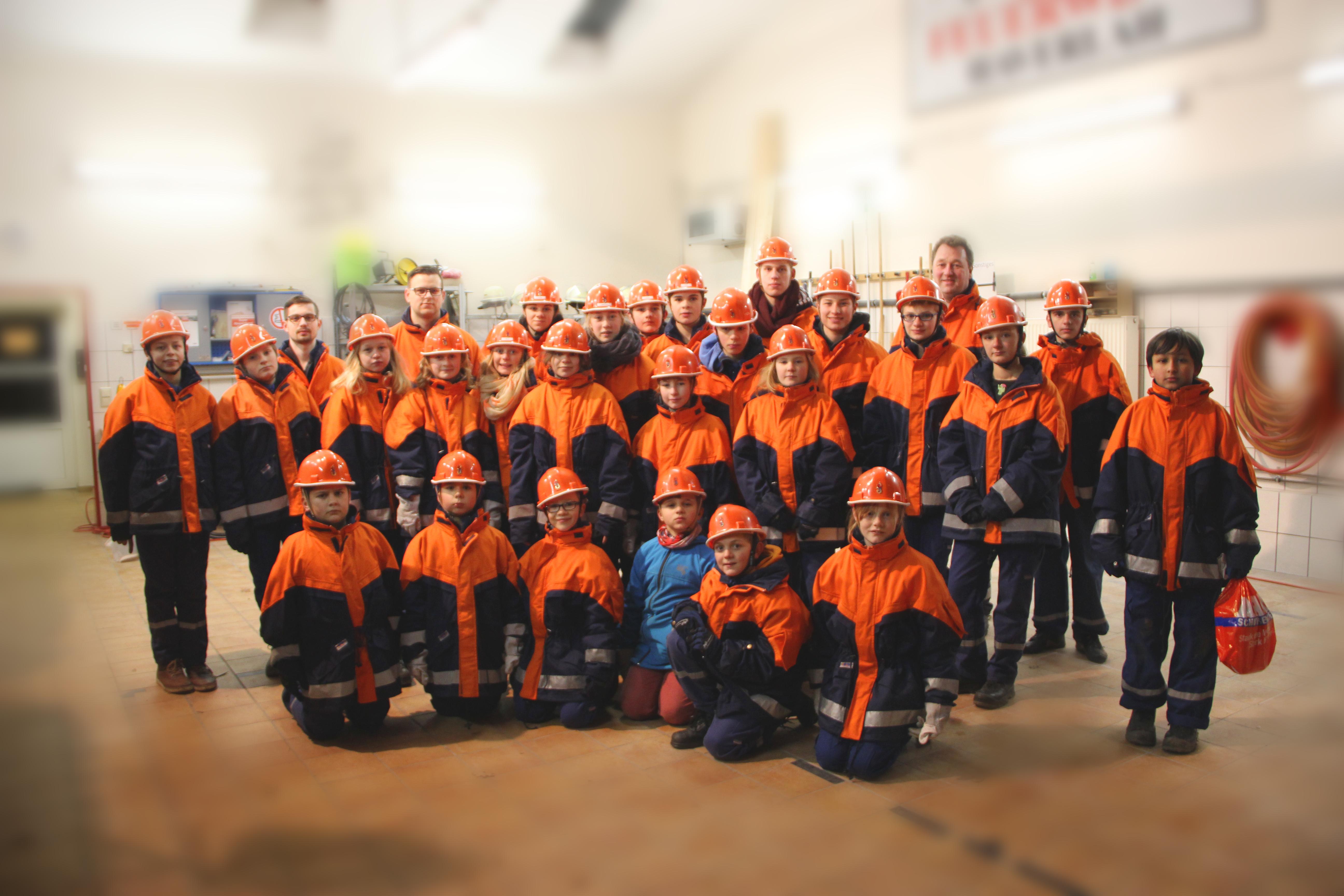 25 Jahre Jugendfeuerwehr Gemeinde Haverlah – 19.09.2015