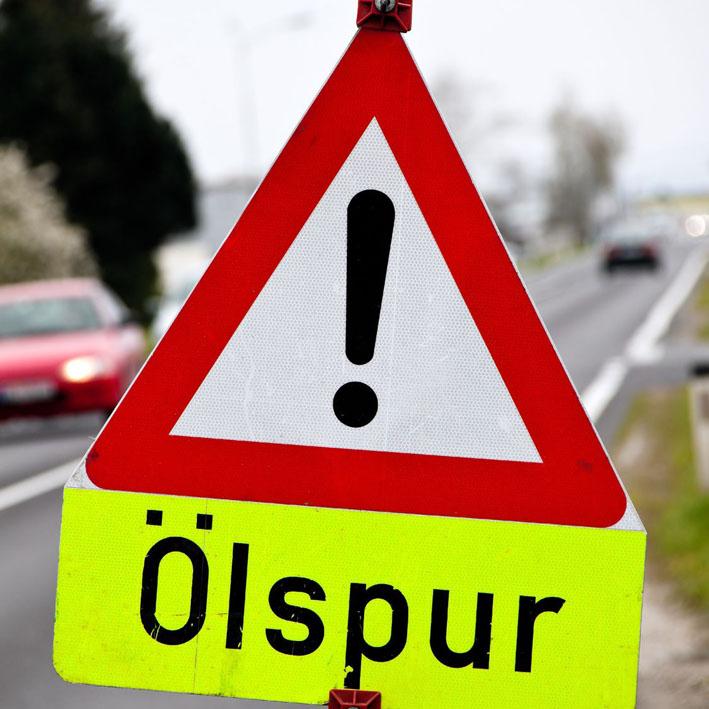 Alarm Öl1 Kreisstraße 75 / Kreisstraße 37