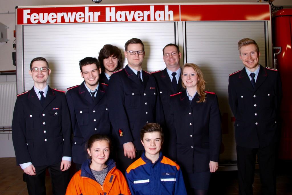 Jugendfeuerwehr der Gemeinde Haverlah Betreuer