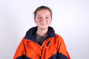 Jugendsprecherin der Jugendfeuerwehr der Gemeinde Haverlah