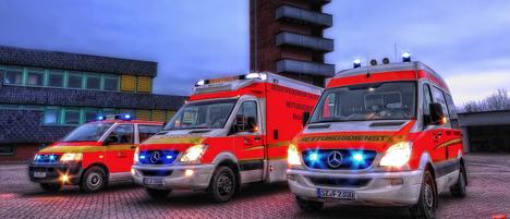 Alarm RettU Hochkamp in Haverlah