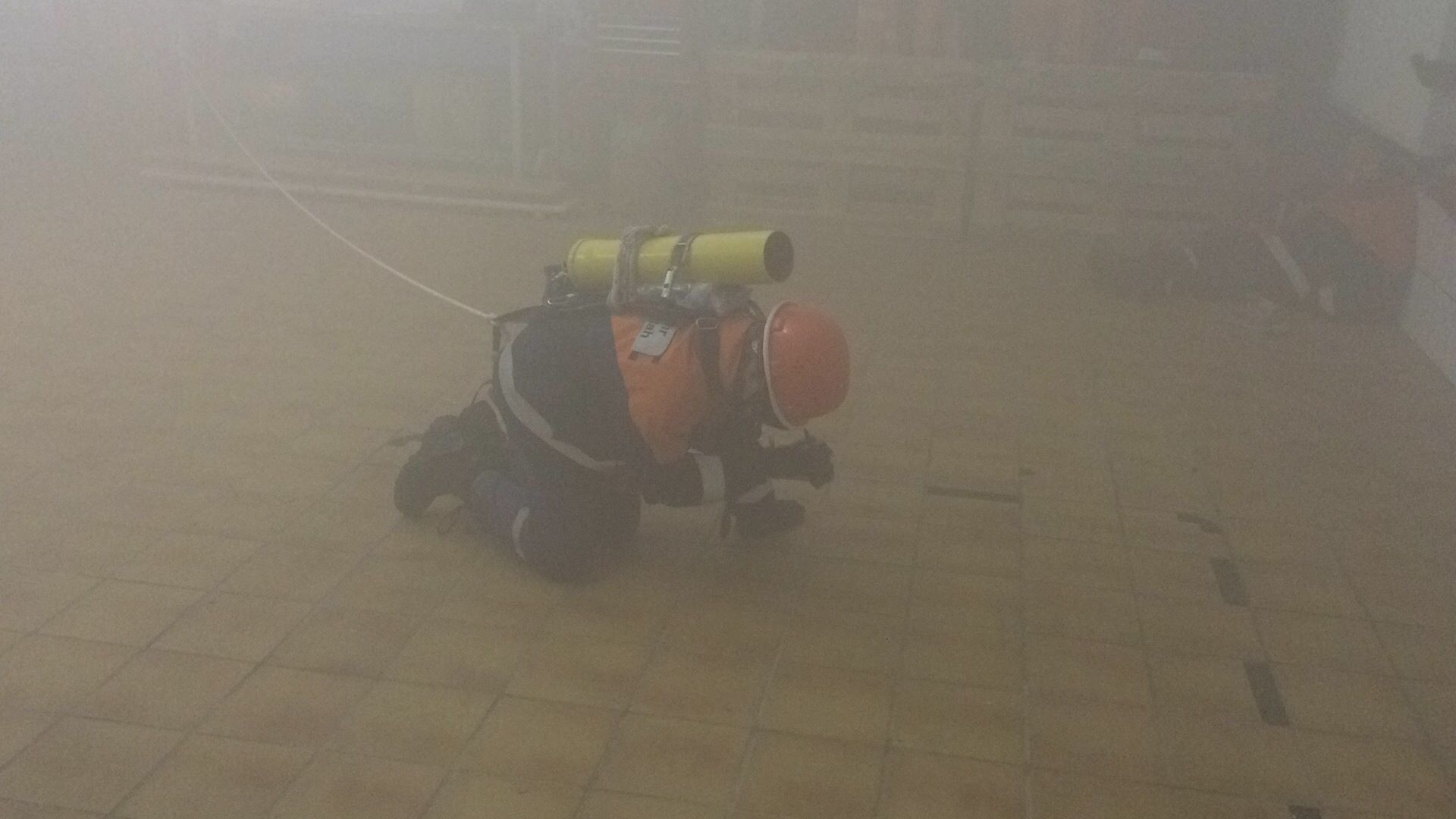 Jugendfeuerwehr – Dienst – Atemschutz