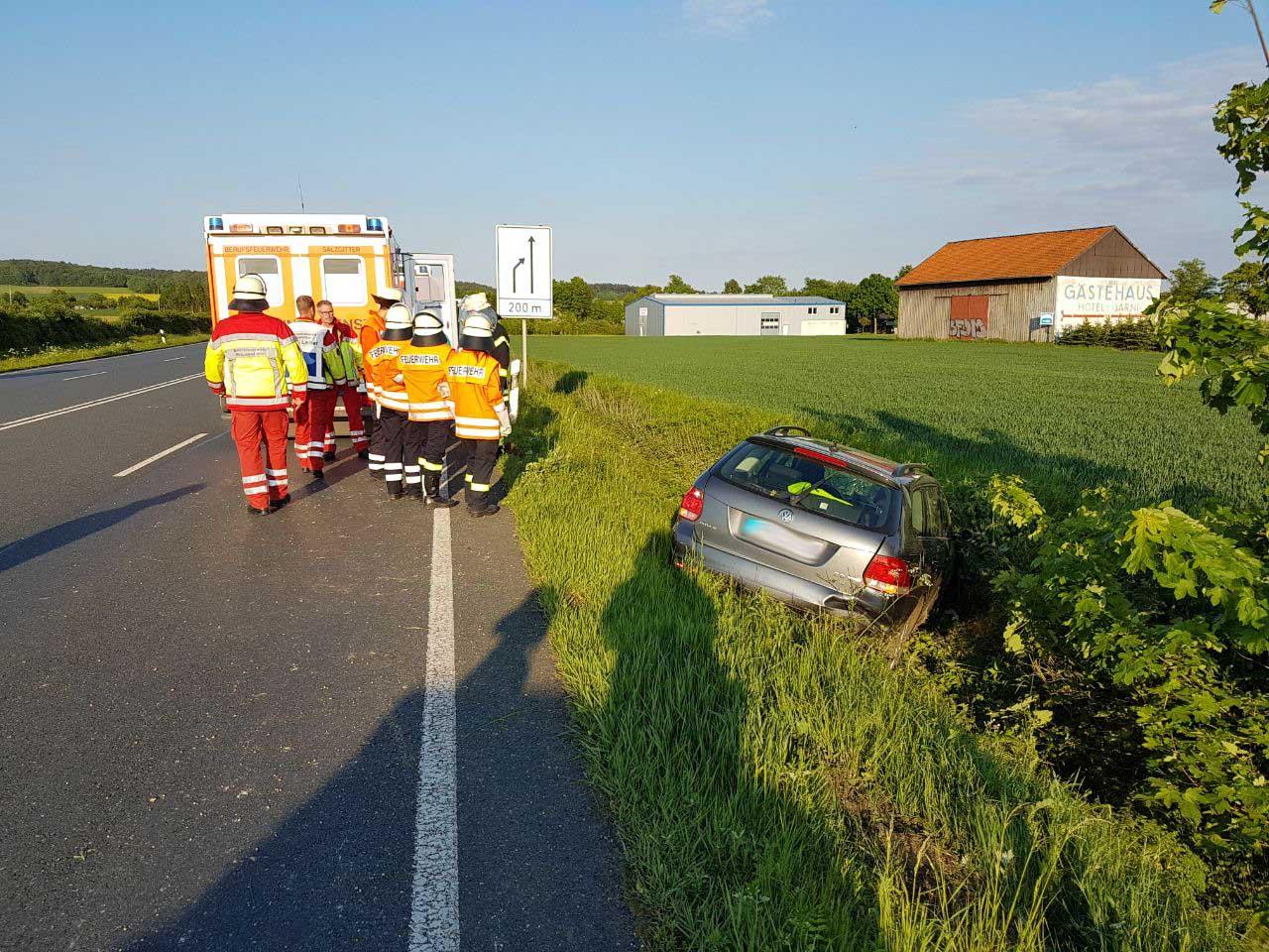 Alarm VU1 Bundesstraße 6 Fahrtrichtung Baddeckenstedt nach Haverlah