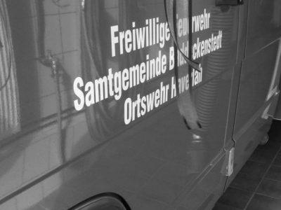 Trauer um zwei Feuerwehrkameraden aus Brandenburg