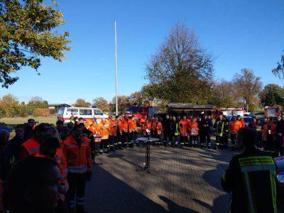Leistungsfahrt der Feuerwehren der Samtgemeinde Baddeckenstedt