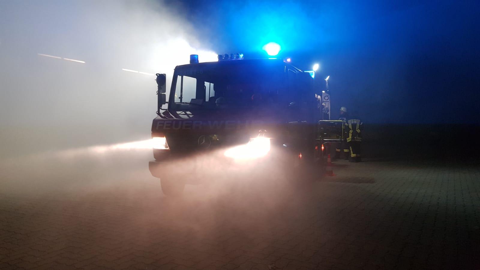 Alarm F1 Feuer Gartenstraße in Haverlah