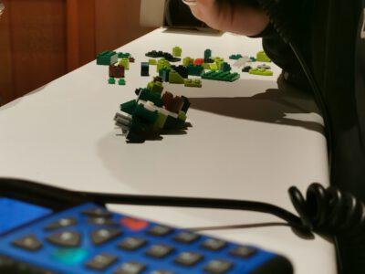 Lego in der Feuerwehr…..